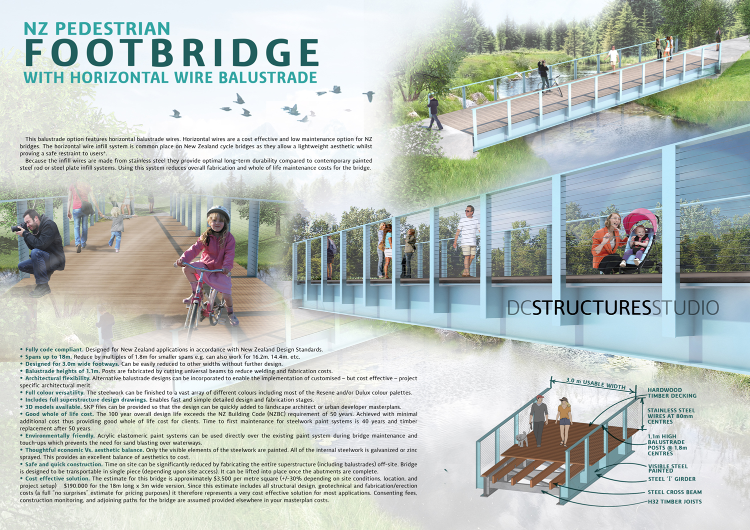 Poster design nz - Poster Design By Ejcx For Architectural Footbridge Poster Board Design 13438439
