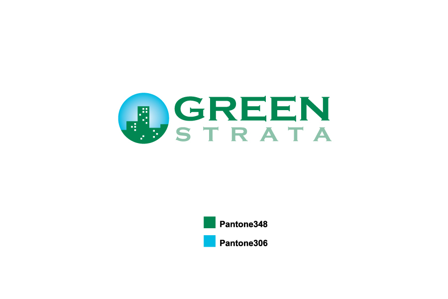 Logo Design for Green Strata by Nuts Creative | Design #33127
