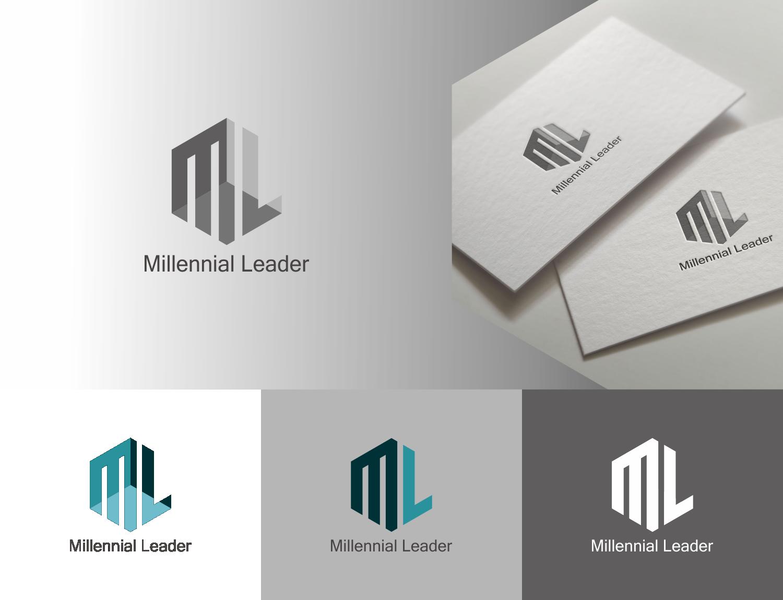 Modern bold leadership logo design for ml is what i had in mind logo design by barasatudua for hall talk llc design 13933635 malvernweather Gallery