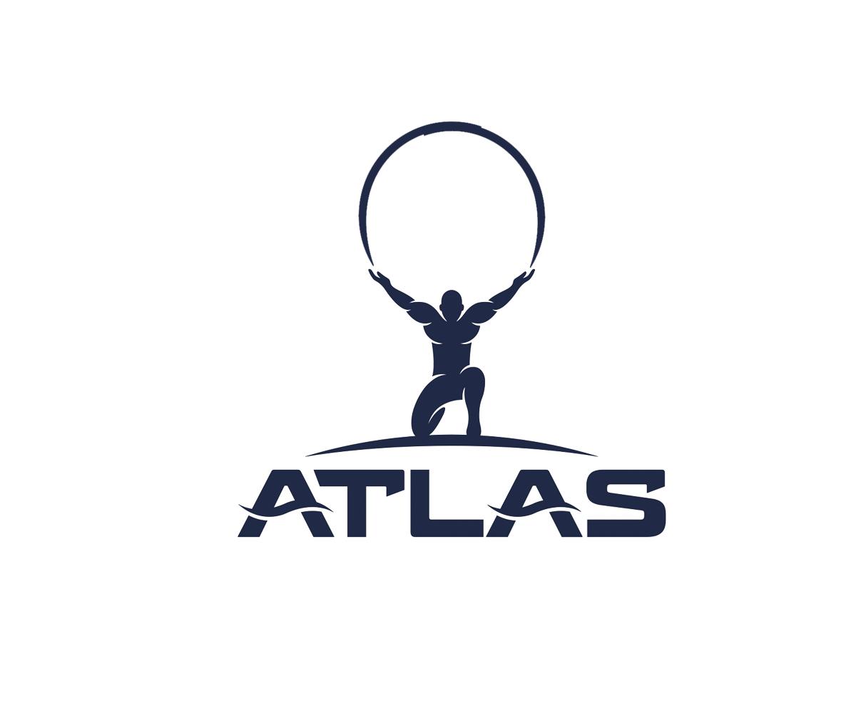 Bold Traditional Business Consultant Logo Design For Atlas