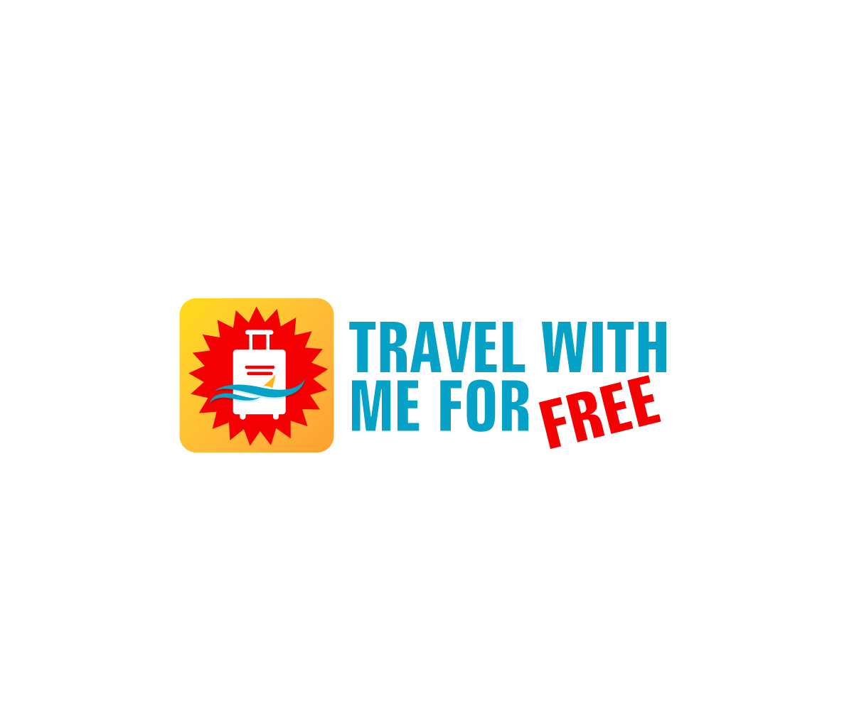 Bold, Modern, Travel Industry Logo Design for TRAVEL WITH ME