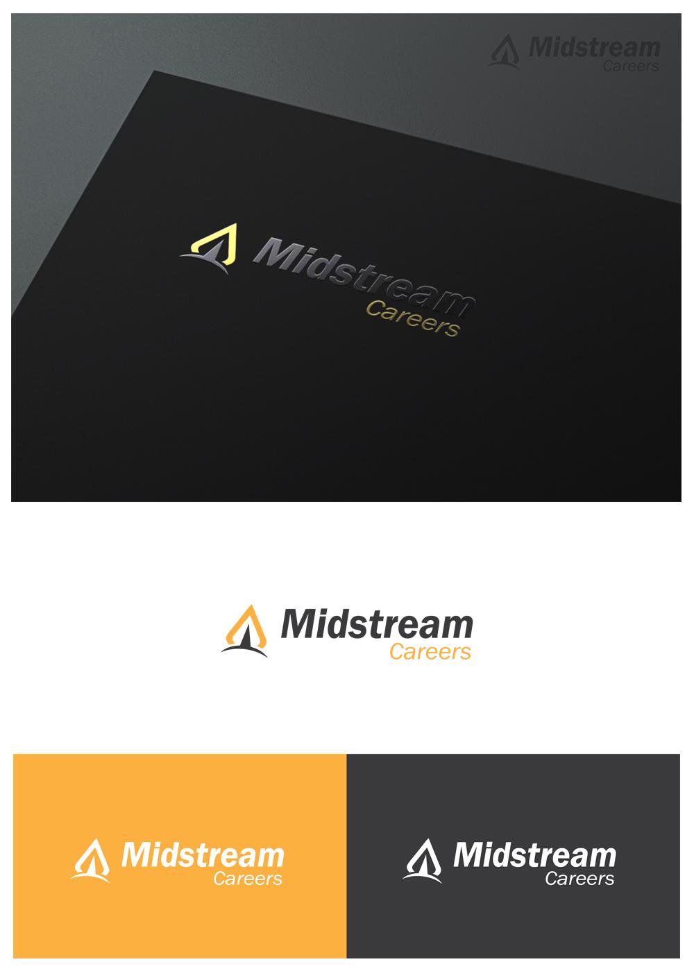 Bold Serious Industry Logo Design For Benson Midstream LLC In United States