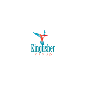 Kingfisher Logos 87 Custom Kingfisher Logo Designs