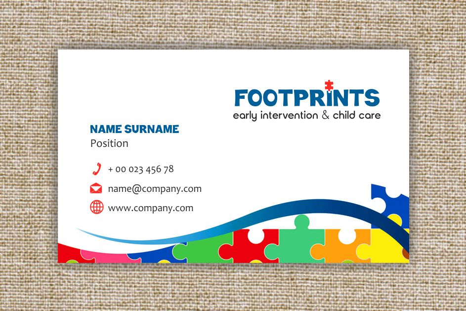 Colorful upmarket business business card design for a company by business card design by magicartdesigner for this project design 13349529 reheart Images
