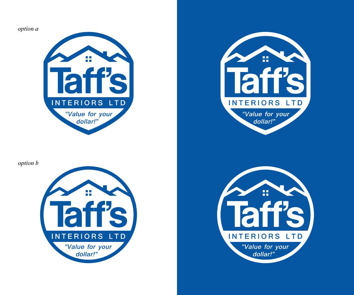 Logo Design By Artmajesty For Taff S Interiors Ltd 13352893