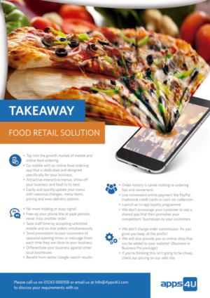 modern playful flyer design for apps4u by alldesign94 design