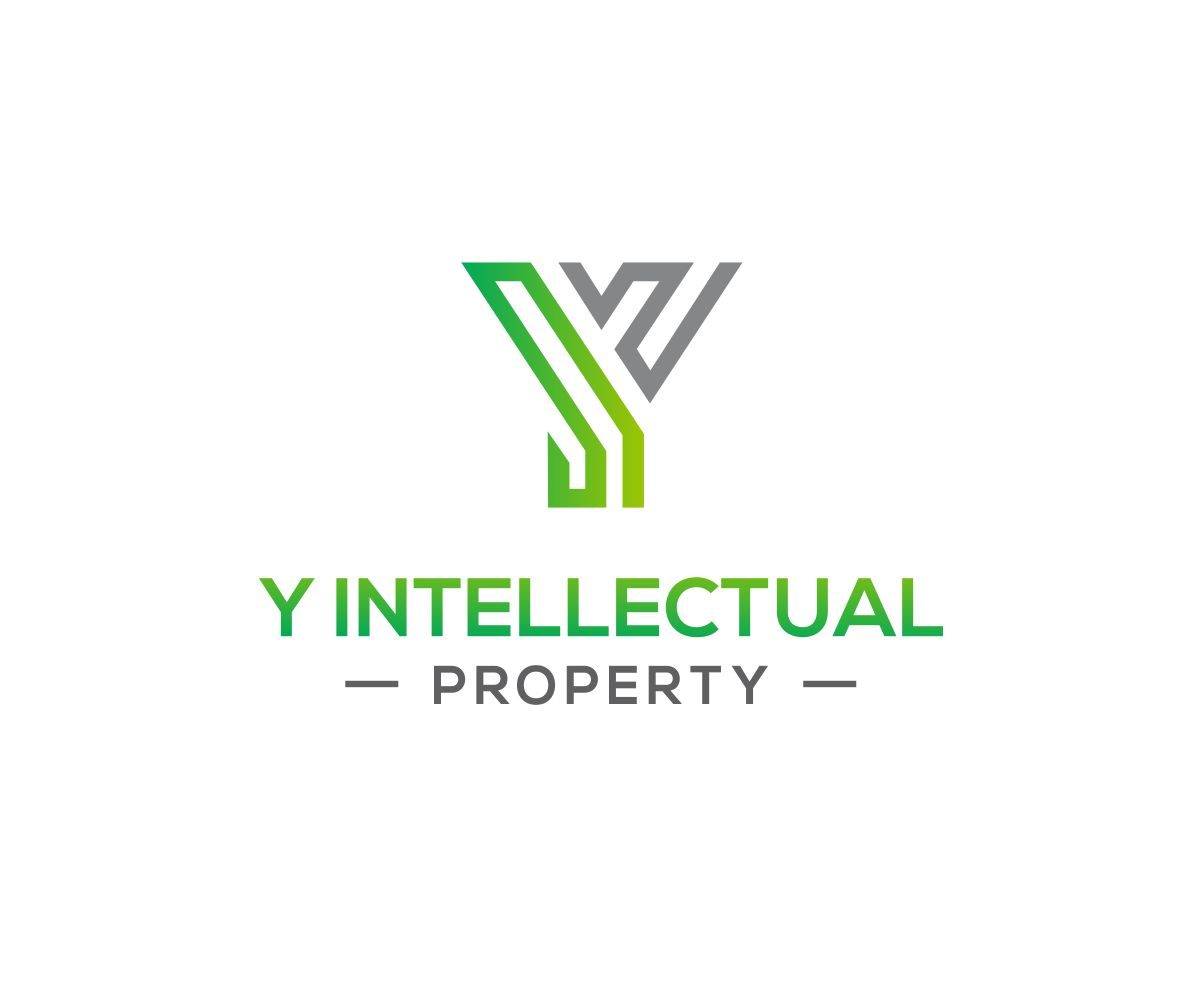 Intellectual Property: Bold, Serious, Legal Logo Design For Y Intellectual