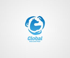 Elegant, Playful, Business Logo Design for Global Vets and