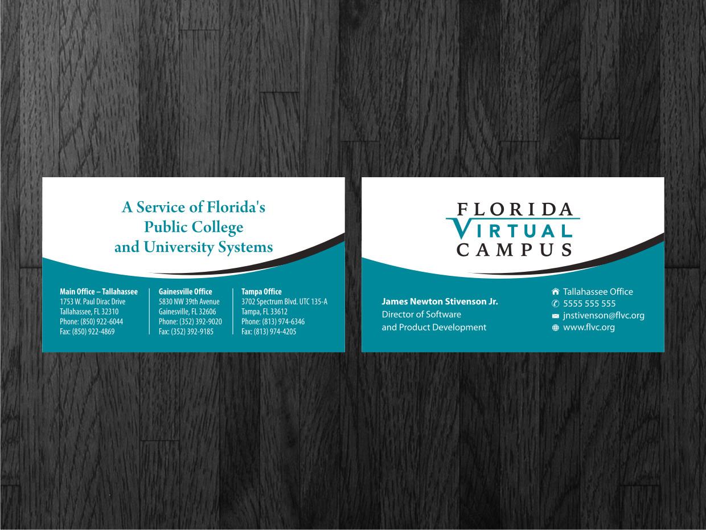 49 Serious Business Card Designs | University Business Card Design ...