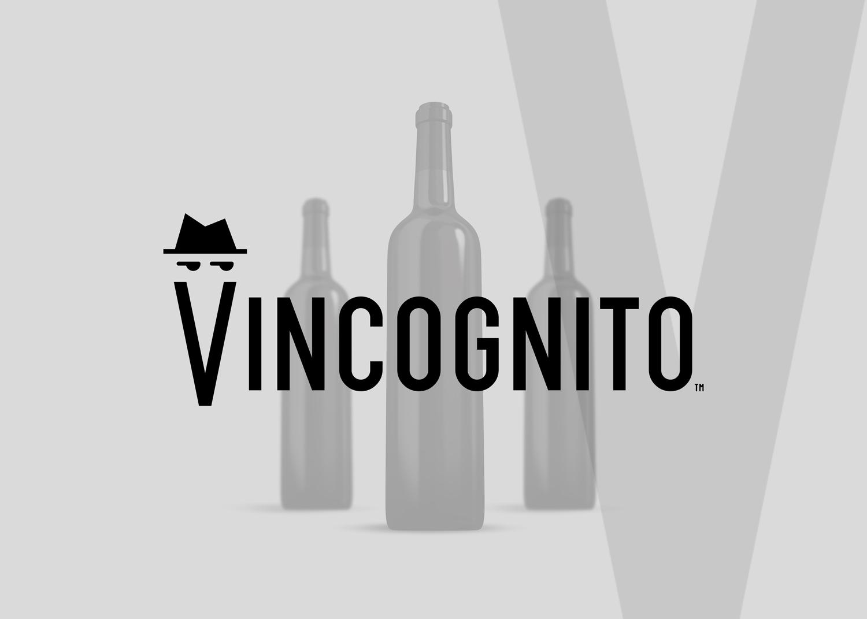 Vincognito Logo Design by vadim reko