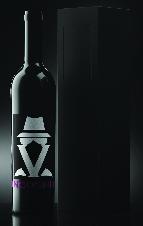 Masculine Upmarket Logo Design For Vincognito By Dkdesigns26