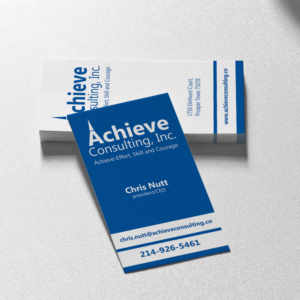 Business Card Design By KreativeDesk For This Project