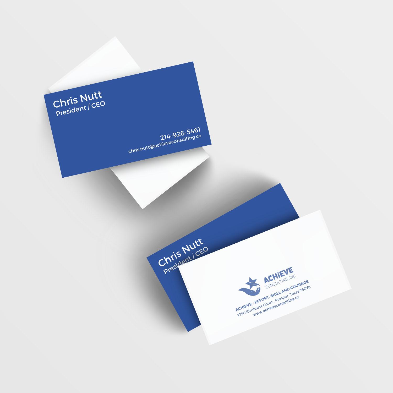 Design De Carte Visite Par Naybleijenberg Pour Ce Projet