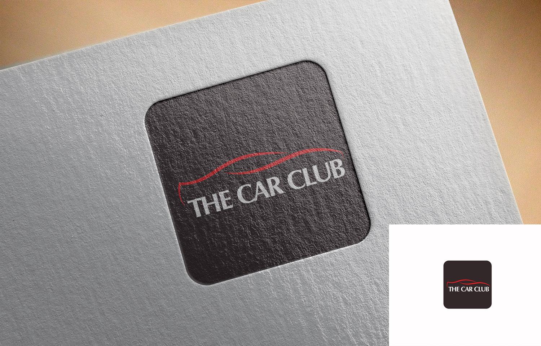 Elegant Serious Club Logo Design For Thecarclub By Freskdesigns