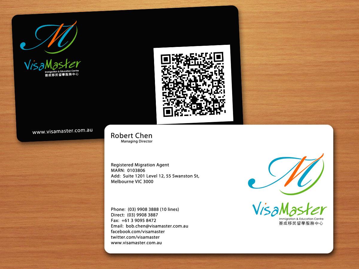Elegant, Playful Business Card Design for KRIS LEE by ...