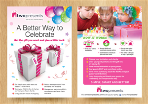 Flyer Design by rkailas - A Better Way to Celebrate
