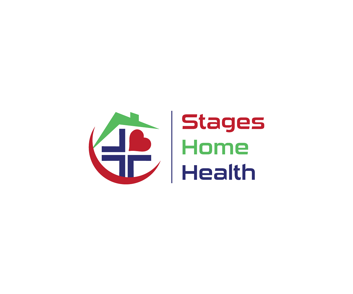 Elegant Serious Home Health Care Logo Design For Stages Home Health By Helena99 Design 2574830