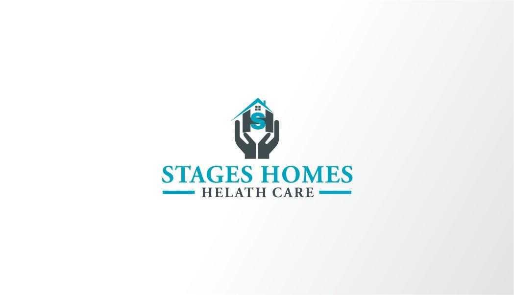 elegant serious home health care logo design for stages home health by sanjeev design 2529748. Black Bedroom Furniture Sets. Home Design Ideas