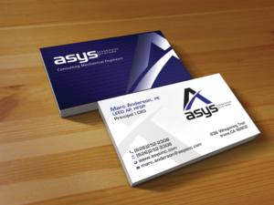 Modern professional business card design job business card brief business card design job innovative engineering consulting group needs business card update winning design colourmoves