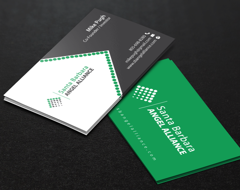 Bold, Serious Business Card Design for Mike Pugh by chandrayaan ...