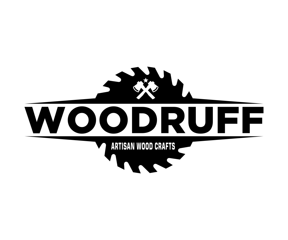 Serious Traditional Business Logo Design For Woodruff Artisan