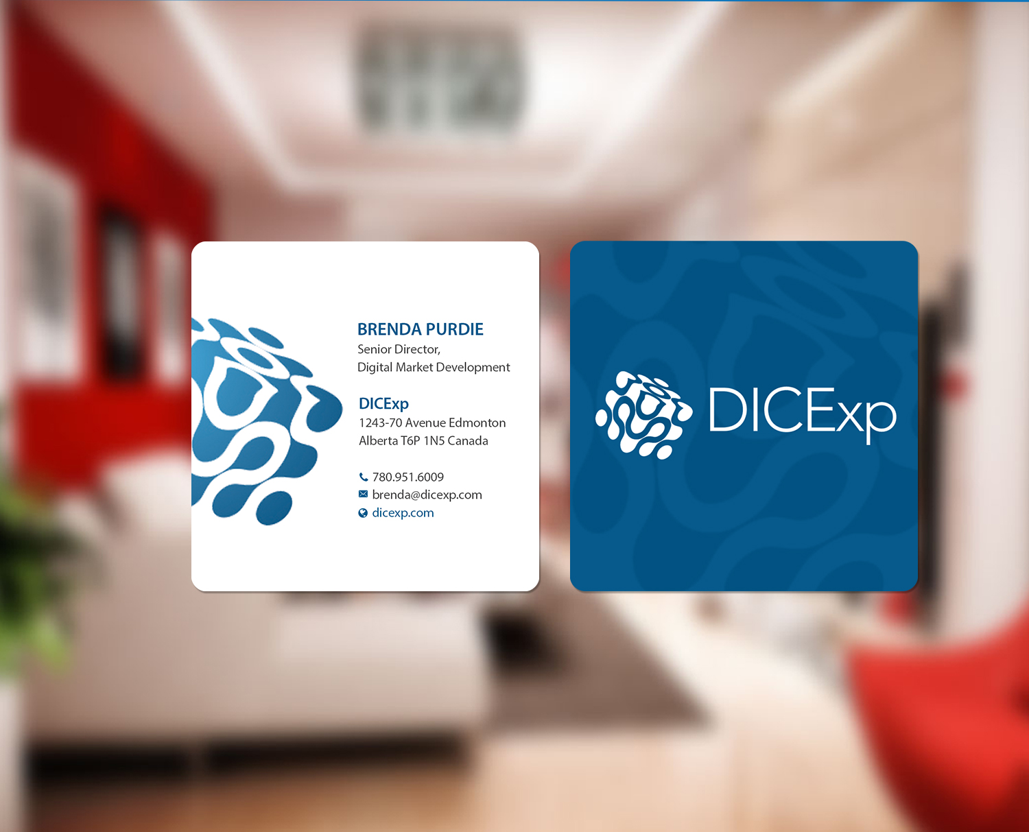 124 upmarket business card designs digital signage business card business card design by creations box 2015 for this project design 13999104 reheart Choice Image