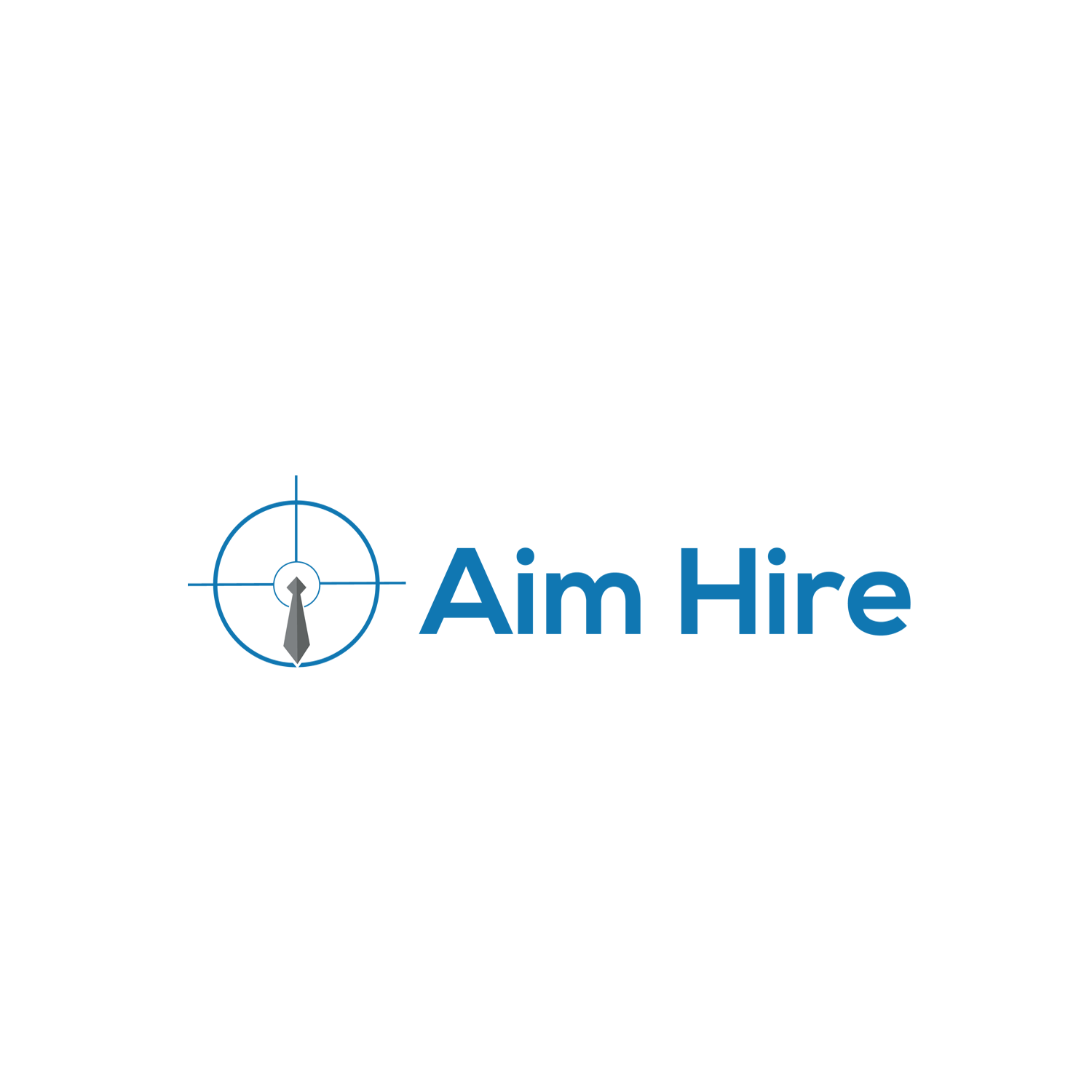 Modern Professional Employment Agency Logo Design For Aim Hire By Smith Parker Design 13564975