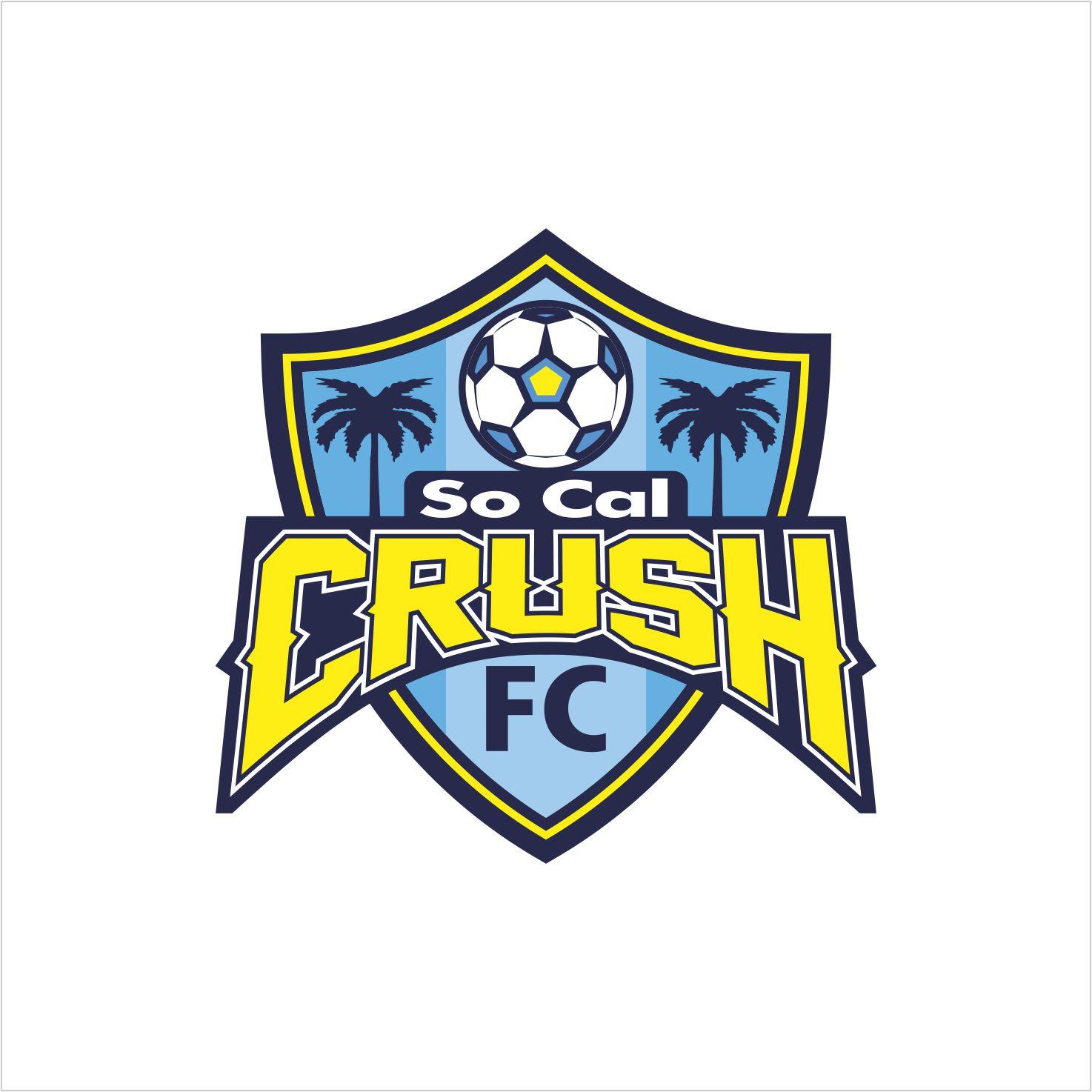 Logo Design for a Socal Crush Football Club by JohnnyMacK