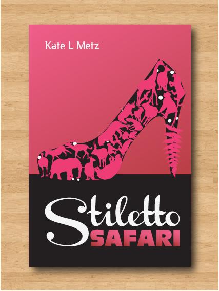 Book Cover Design Australia ~ Feminine playful security book cover design for a