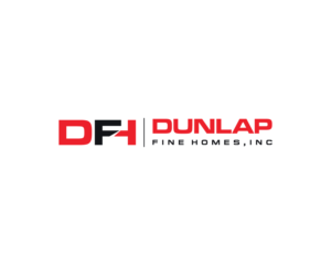 Logo Design (Design #13566678) Submitted To Dunlap Fine Homes (Closed)