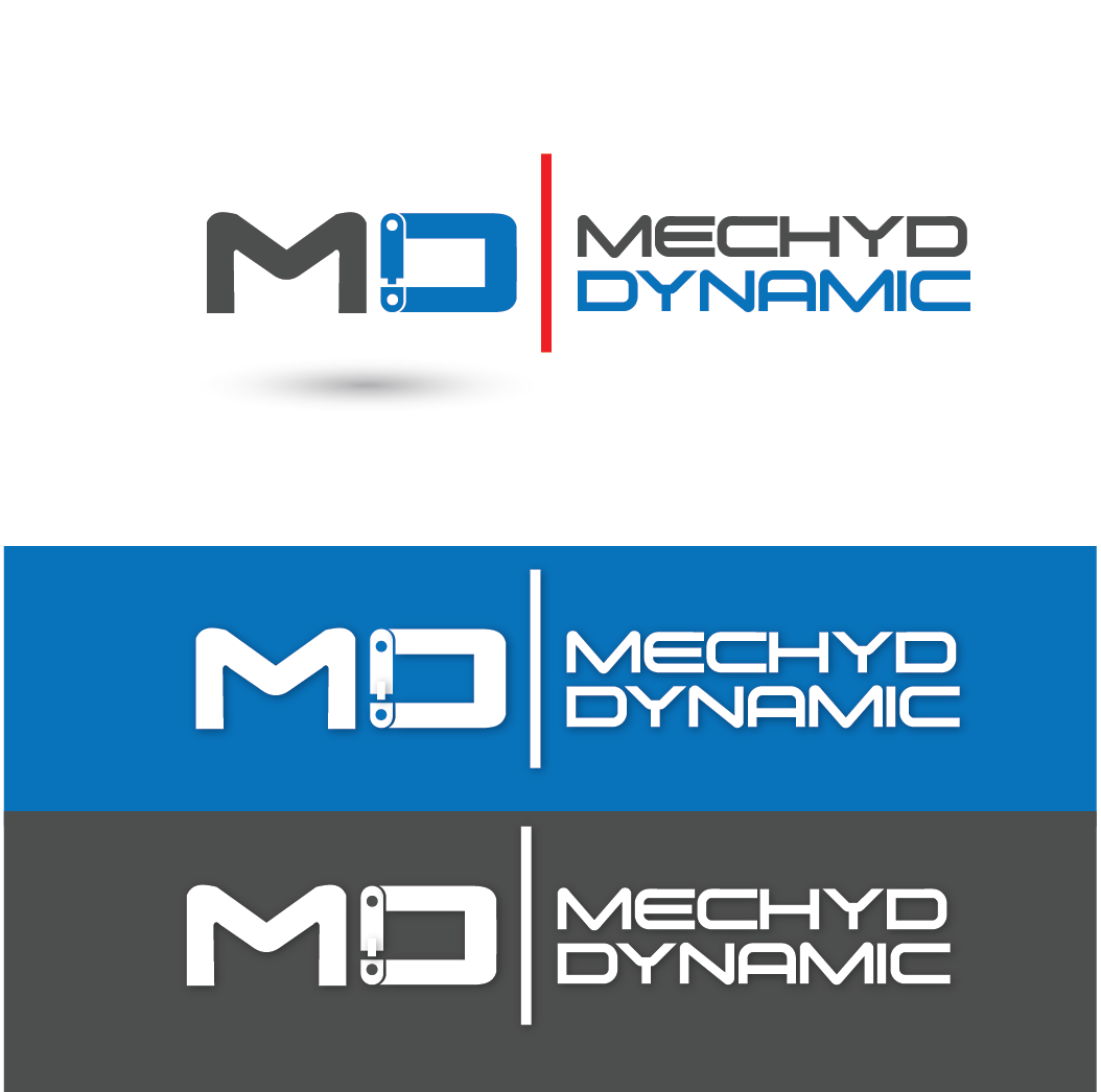 Professional, Serious Logo Design for MECHYD DYNAMIC by Gus Design ...