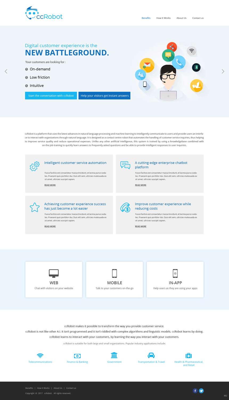 Modern Professional Tech Web Design For Korah Limited By Pb Design 14736938