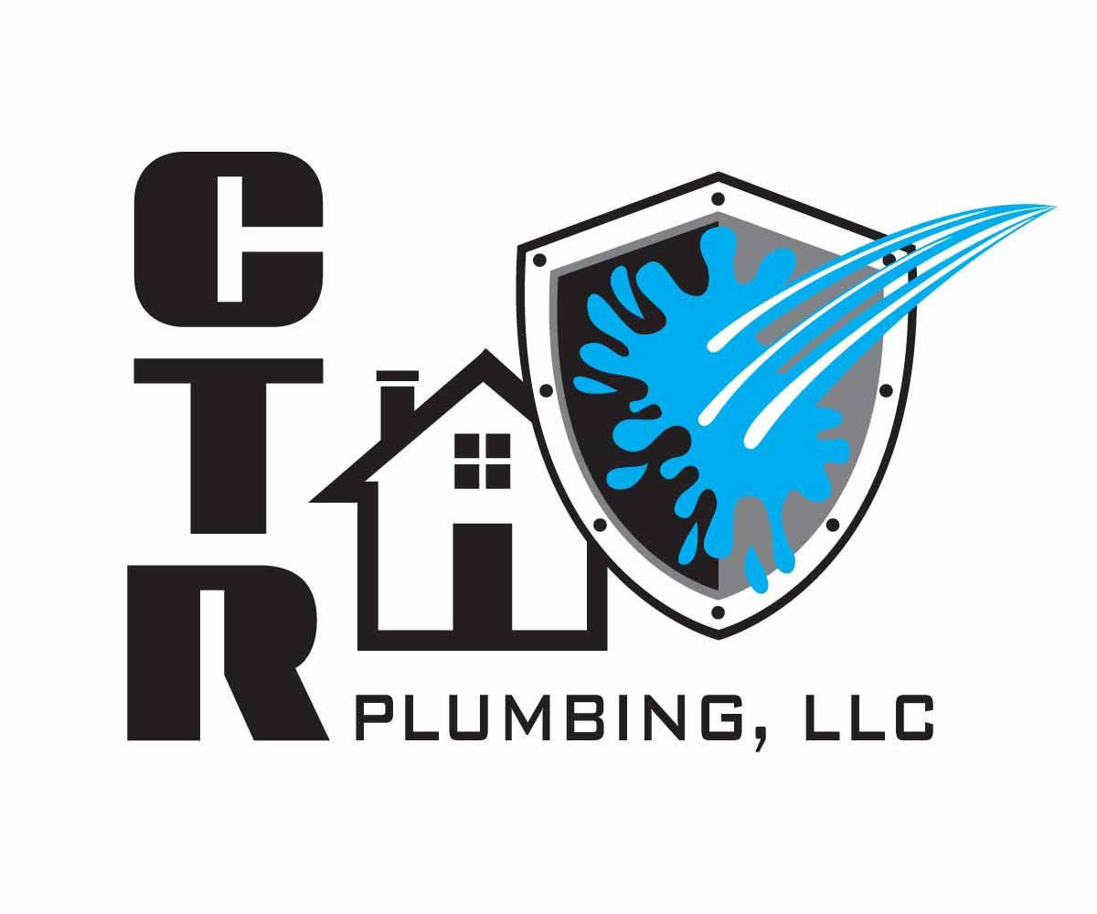 professional traditional plumbing logo design for ctr plumbing rh designcrowd com plumbing logos clip art plumbing logo vector