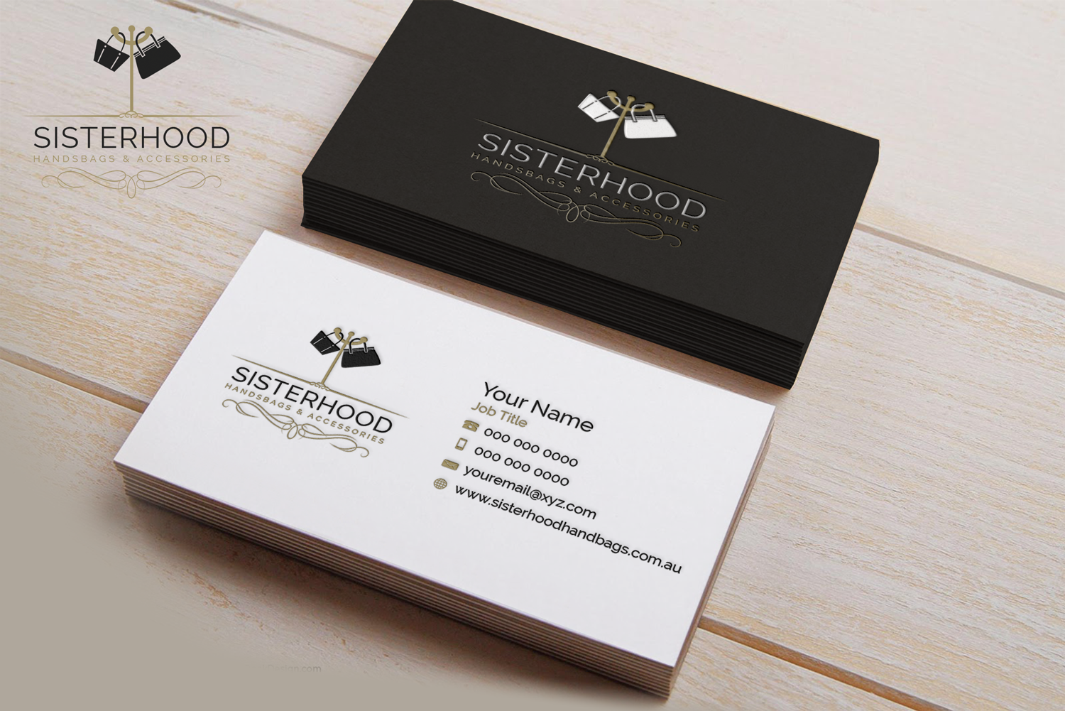 Playful, Modern, Business Business Card Design for a Company by Riz ...