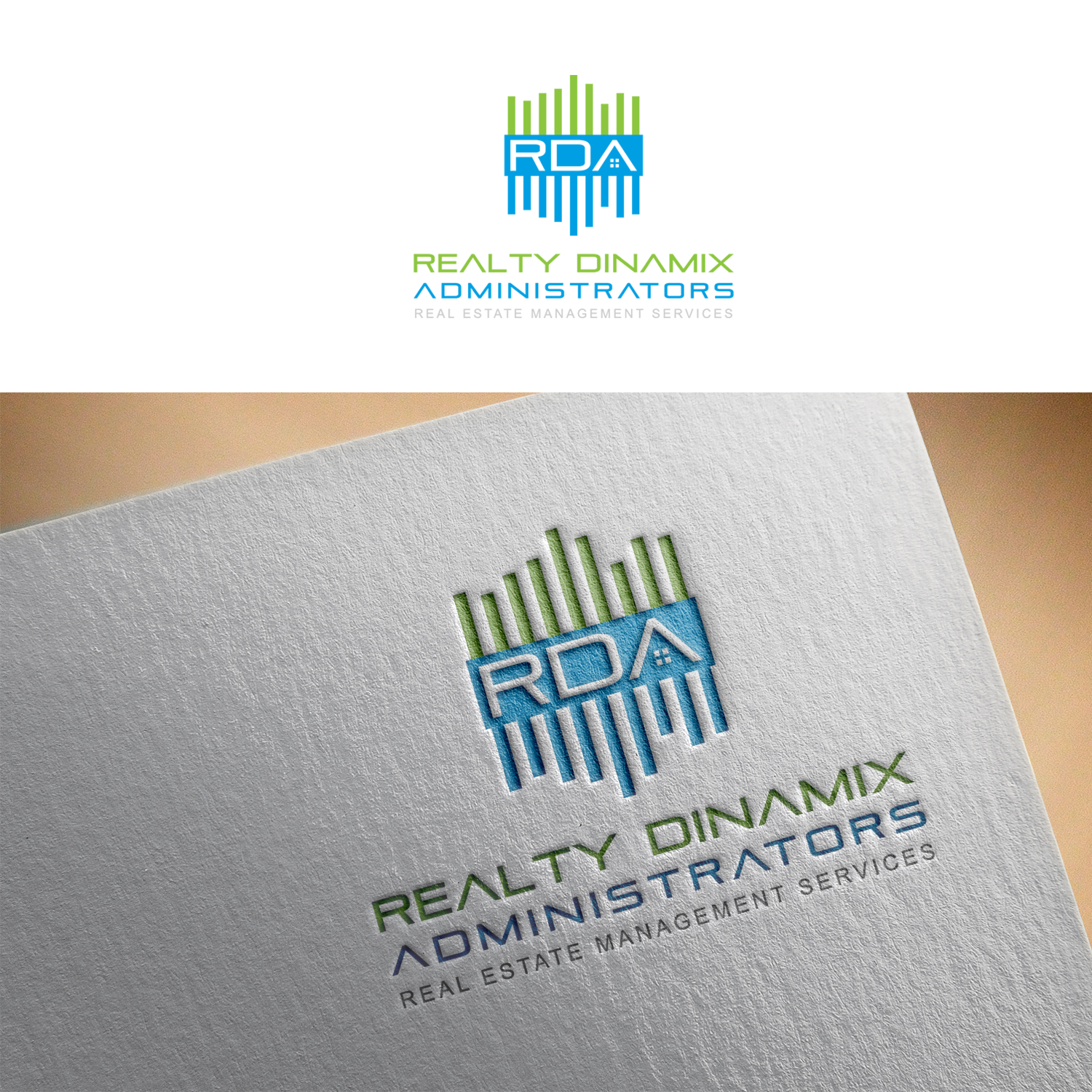 Economical, Bold, Realtor Logo Design for RDA by krith | Design ...