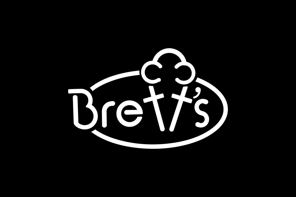 Elegant, Playful Logo Design for Brett Young by farhanalibhc ...