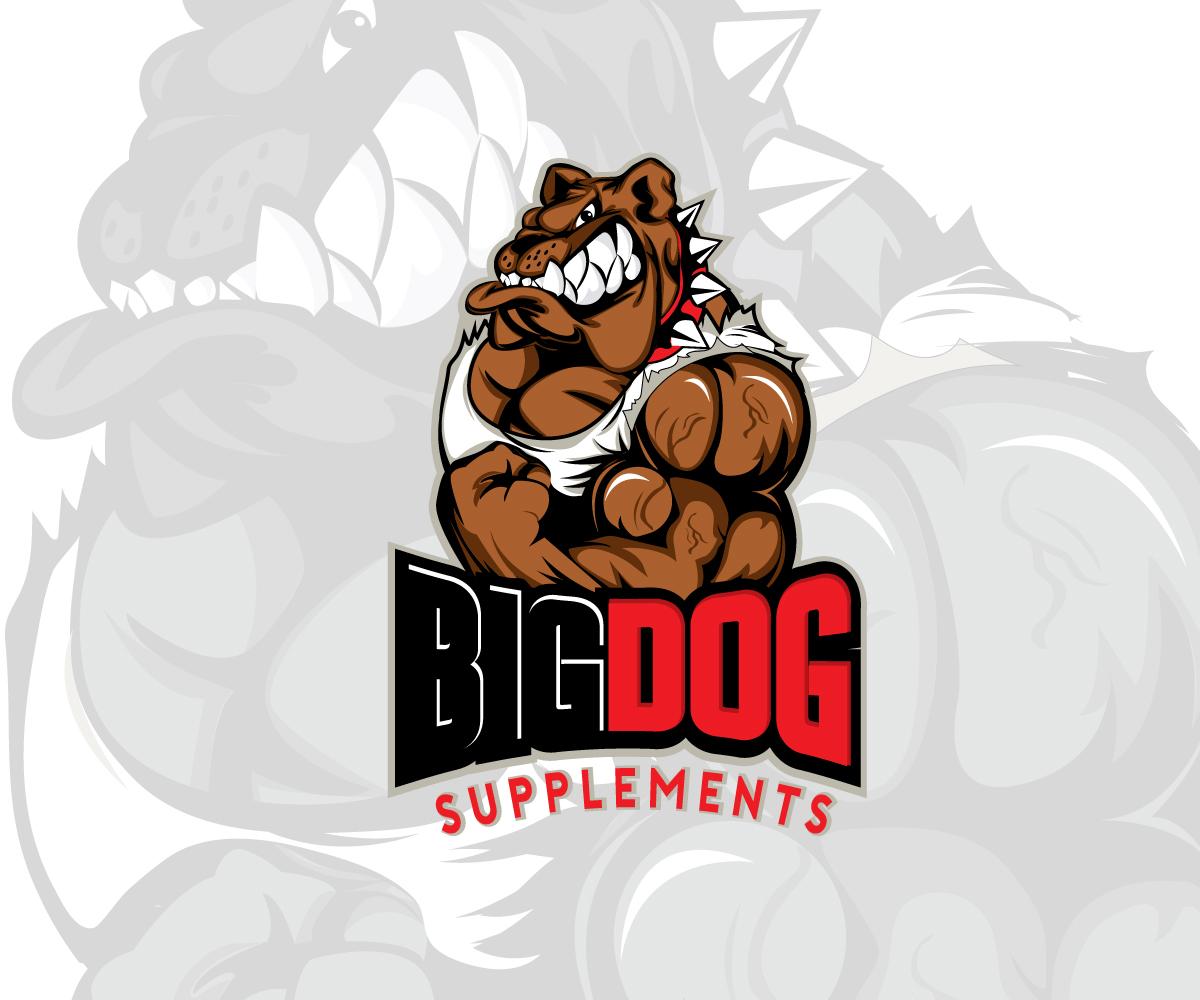 Professional Masculine Logo Design Job Brief For Big Dog