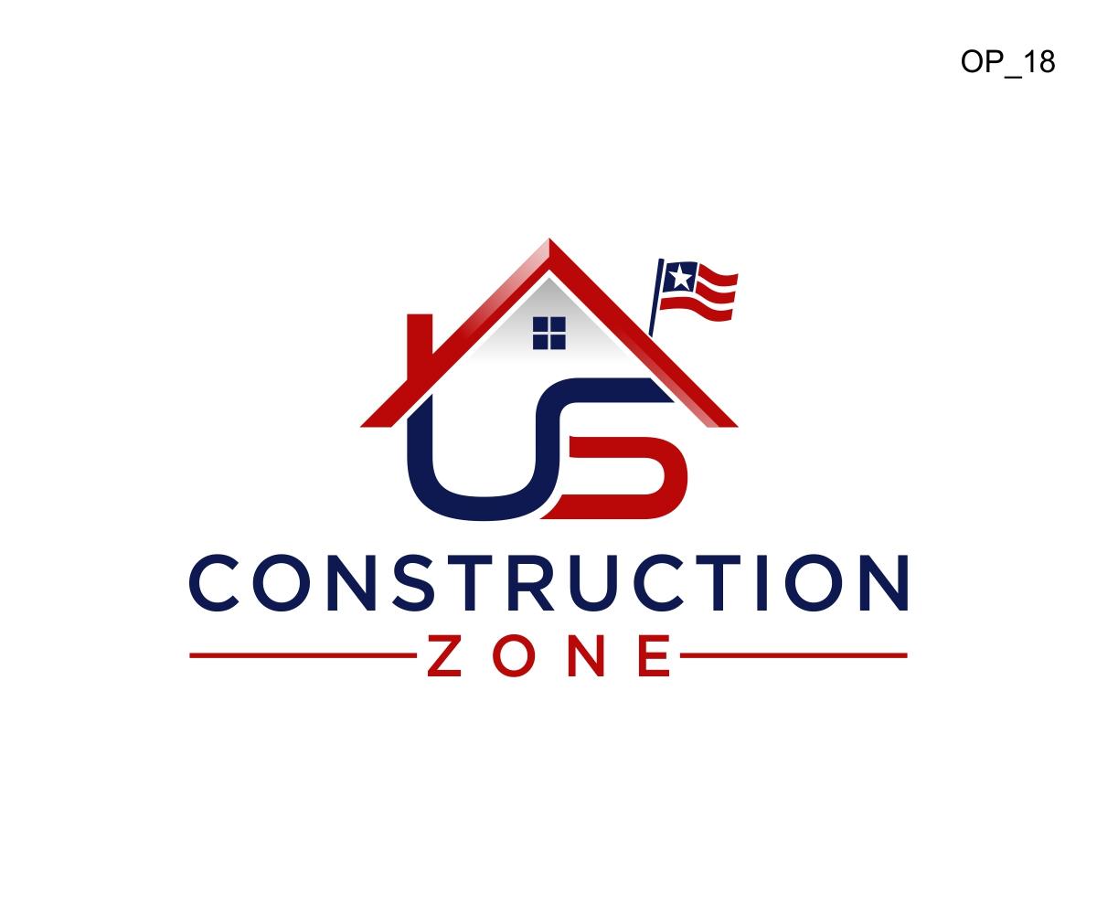 Elegant Playful Construction Company Logo Design For Us
