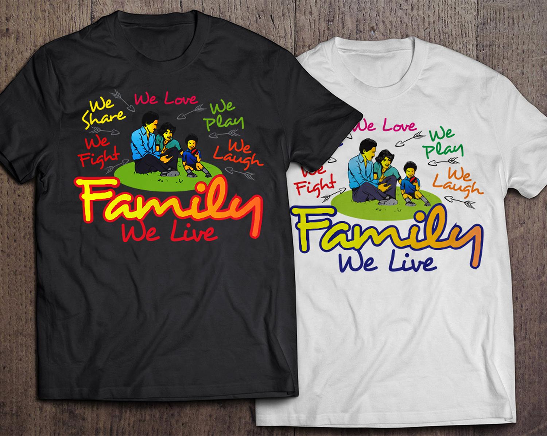 Conservative Elegant Product T Shirt Design For Ms Enterprises By