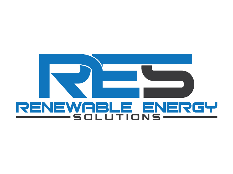 Serious, Modern, It Company Logo Design for Renewable Energy ...