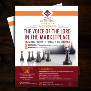 seminar flyer examples