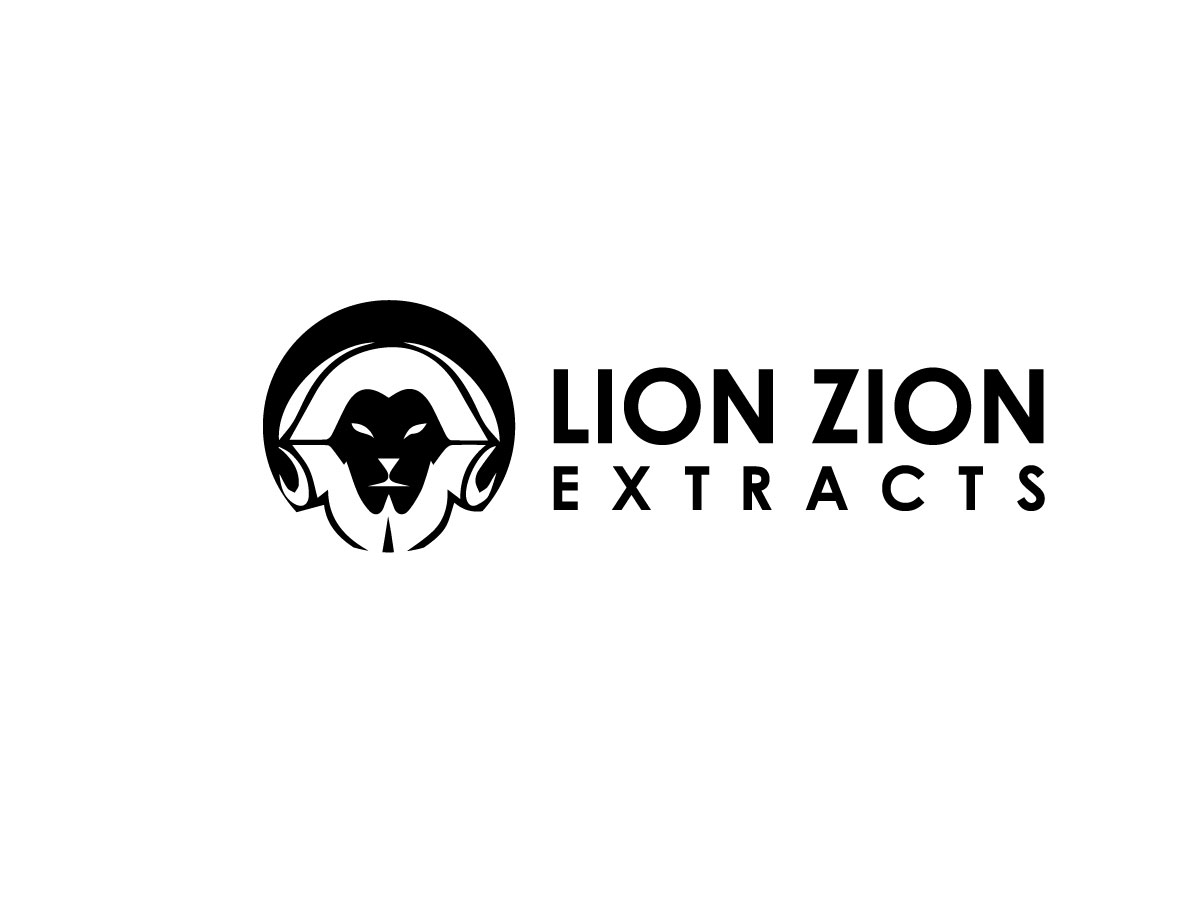 Modern, Conservative, It Company Logo Design for Lion Zion extracts ...