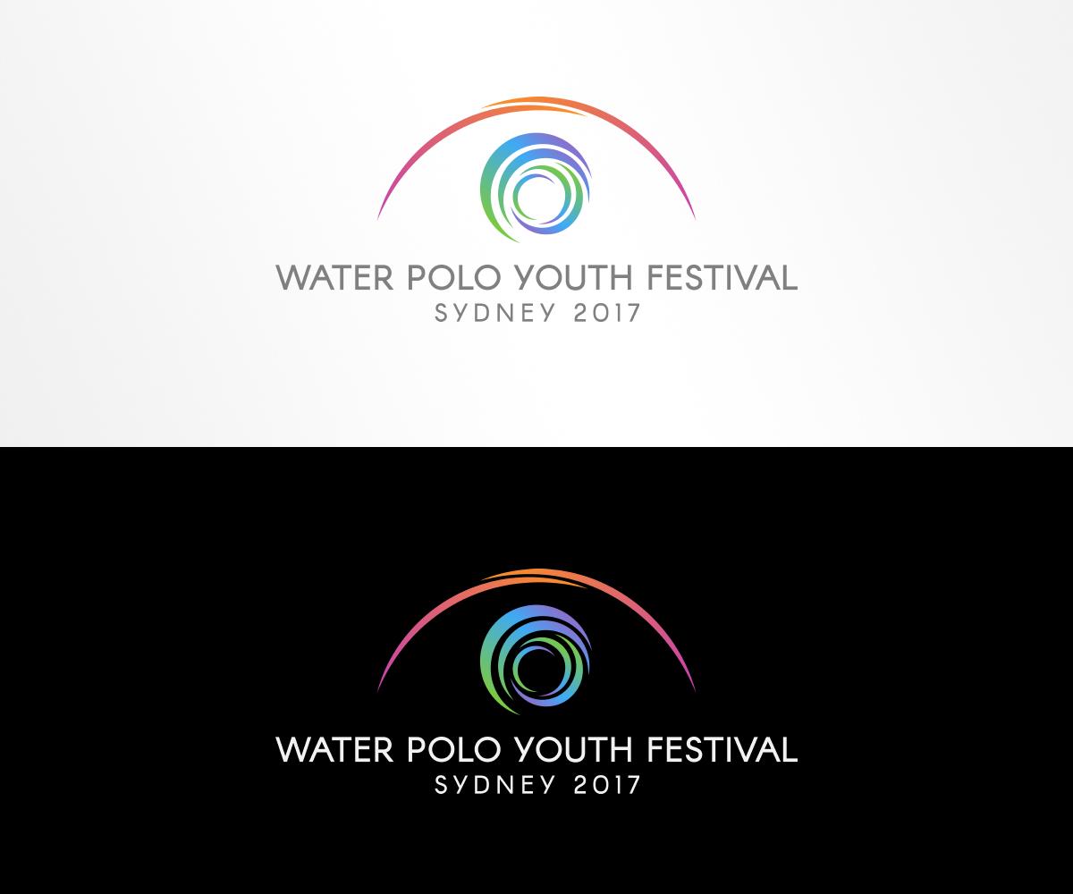 Youth festival logo design