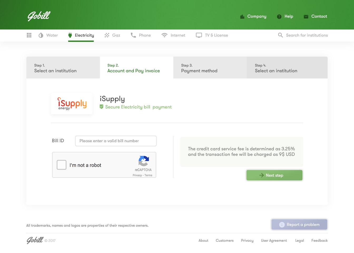 bold serious invoice web design for kacirmasak in turkey design 13758338