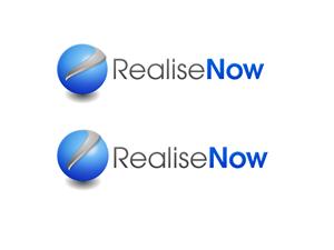 Logo Design job – RealiseNow Logo project – Winning design by ArtSamurai