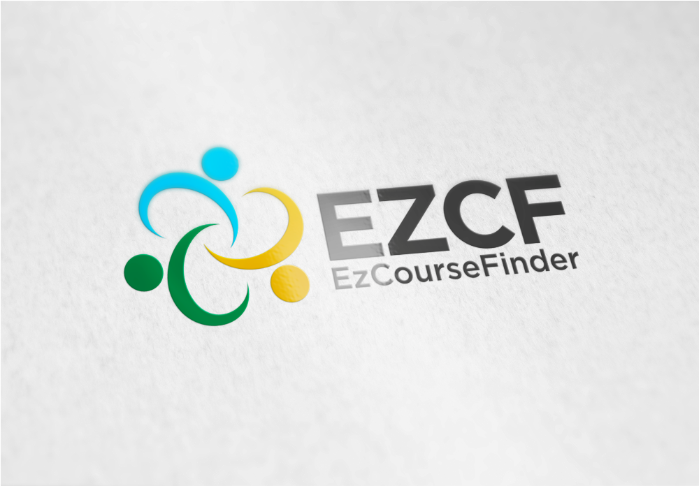 Modern upmarket training logo design for ezcf by for Design consultancy internship