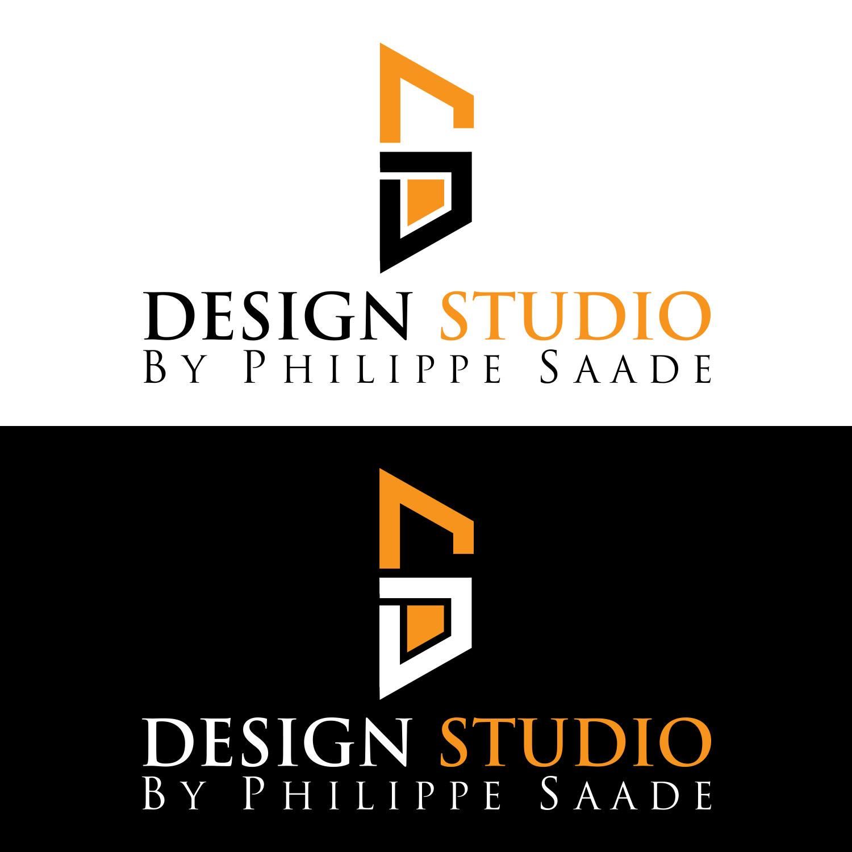 Modern upmarket interior logo design for lab01 design for Modern interior design logos