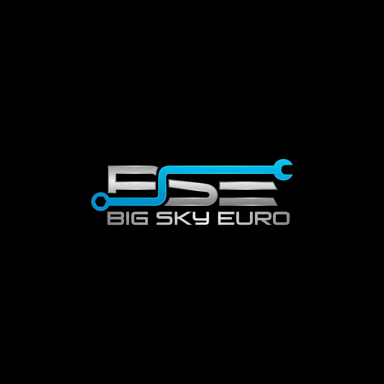 Serious Modern Automotive Logo Design For Big Sky Euro Bse Like