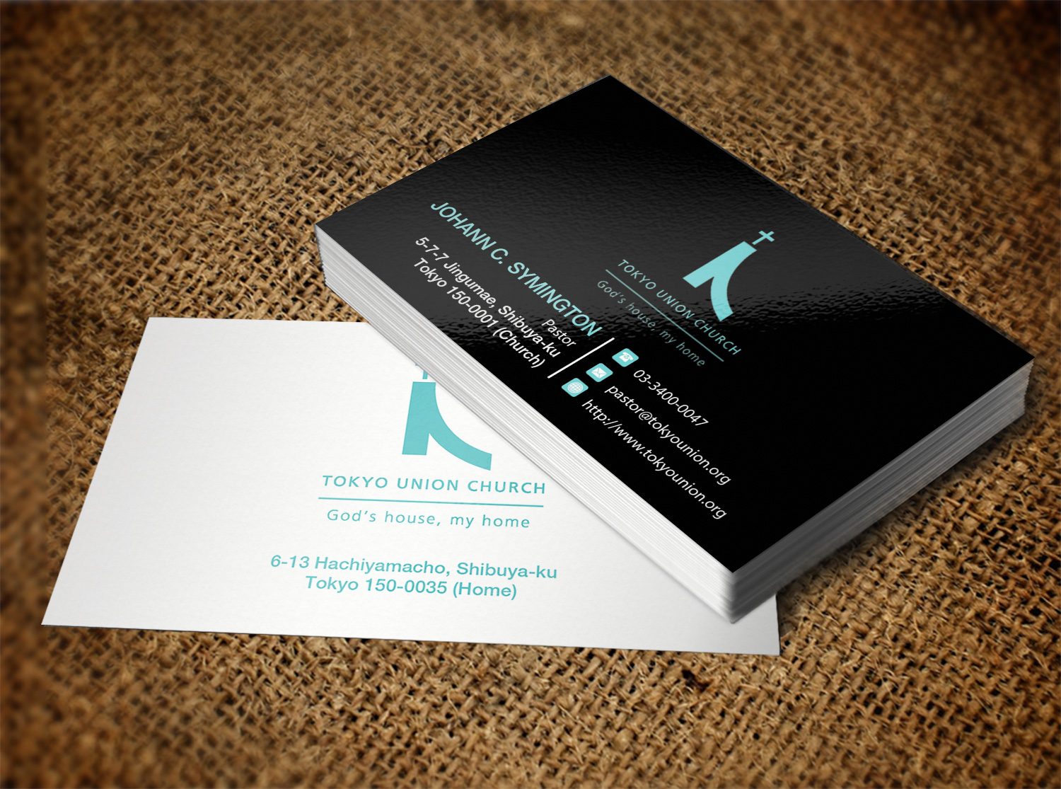 pastor business cards - Pastor Business Cards