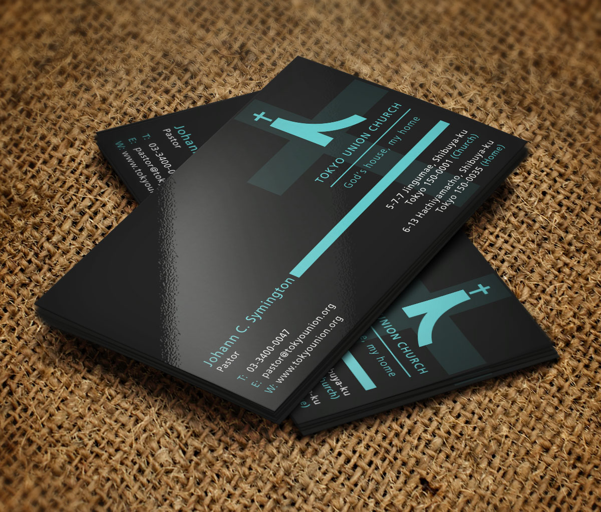 Elegant, Modern Business Card Design for self-employed by Design ...